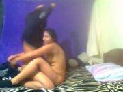 Peruana follando rico con su novio Grabando en Camara