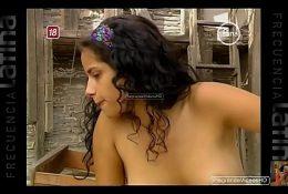 Melania Urbina en Django la otra cara